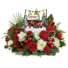 Thomas Kinkade\'s Family Tree Bouquet