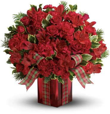 Season\'s Surprise Bouquet